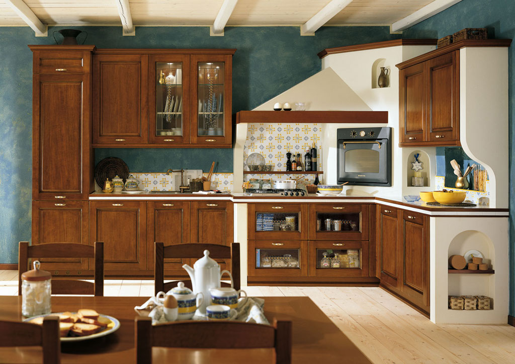Immagini cucine classiche dettaglio cucina stosa classica - Immagini cucine classiche ...