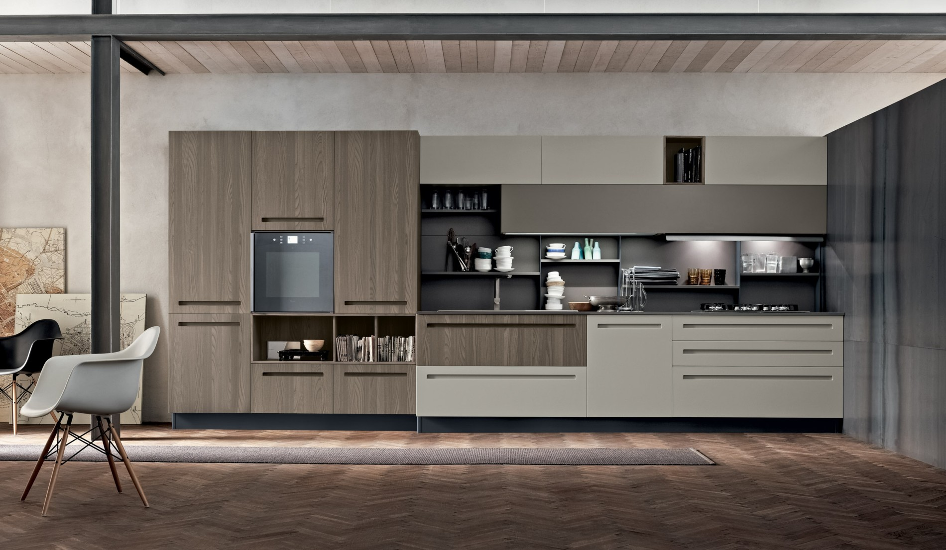 Cucina Doimo. Perfect Glamour By Doimo Cucine Product Image With ...